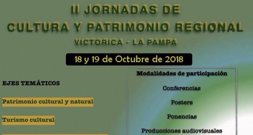 LANZAMIENTO DE LA II JORNADAS DE CULTURA Y PATRIMONIO REGIONAL