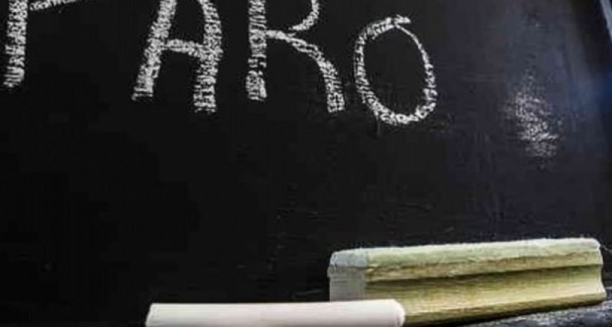 Los maestros pararán el próximo 24 de octubre: El presupuesto establece un recorte del 39% en Educación