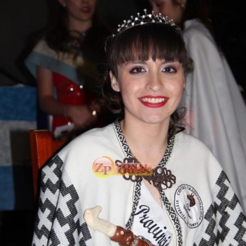Melanie Sauter Nueva Reina del Peón Rural