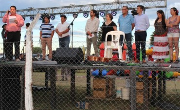 """En Carro Quemado el sol sale para todos…Intendente"""" Chimi"""" Huarte"""
