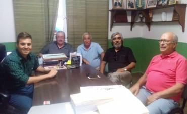 La Asamblea de los Rios estuvieron con Echeveste
