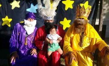 Los Reyes pasaron por Victorica
