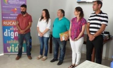 ENTREGARON CRÉDITOS PARA MEJORAMIENTO DE VIVIENDAS EN LA MARUJA