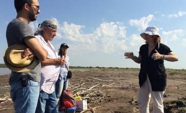 Encuentran restos oseos humanos de antepasados