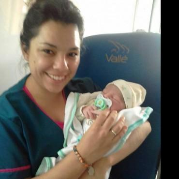 Nació bebe en ambulancia en la ruta camino al Hospital