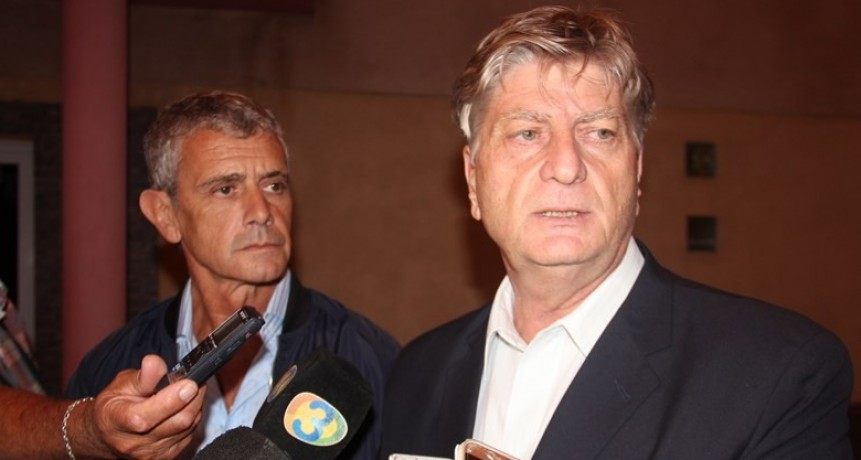 """Ziliotto acusó a Mac Allister y al PRO de """"delegados del gobierno nacional que avalan el despojo de nuestro ríos"""""""