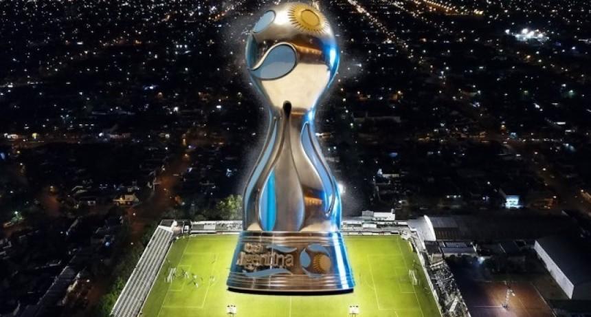 Copa Argentina: La primera fase arranca el 16 de enero y tendrá a Ferro de Pico como protagonista