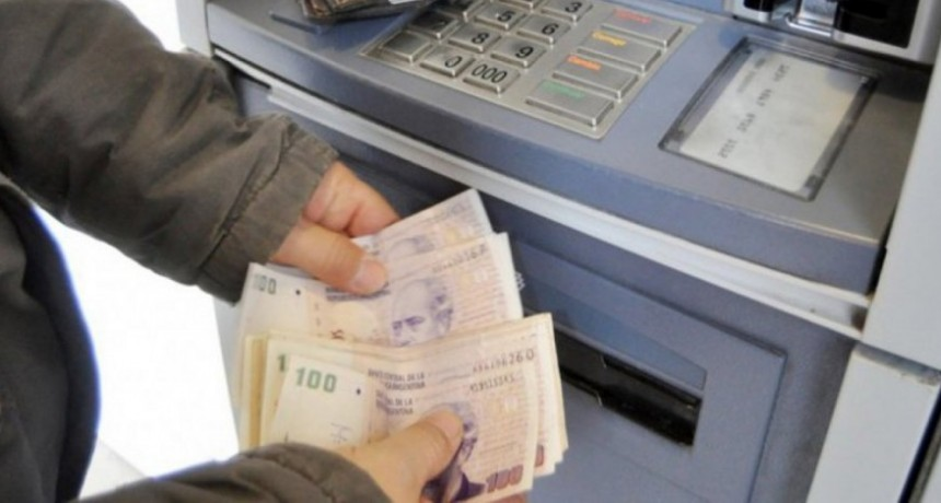 Pagan a estatales: El lunes se acreditan haberes de liquidación complementaria y bono