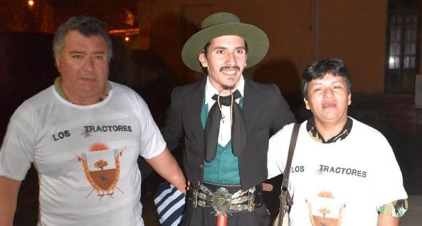 Victoriquense campeón en el Nacional de Malambo en Laborde