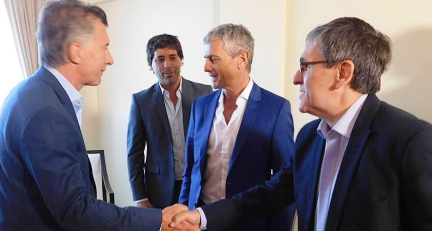 La Pampa llevó sus reclamos al presidente Macri