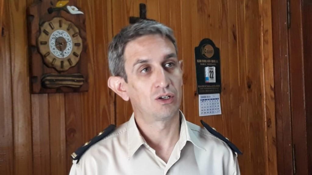 Traslados en la policía:  en Telen hay cambio de Comisario, en Victorica sigue todo igual