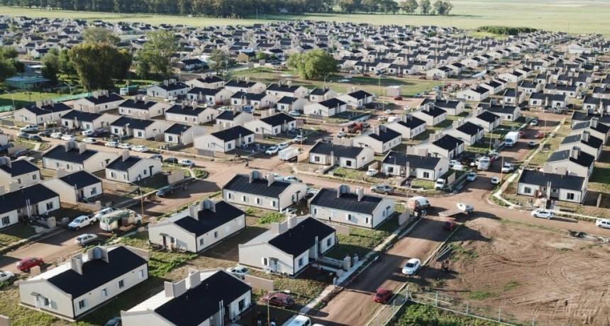 Casas del IPAV: Solamente el 36% de los adjudicatarios pagan las cuotas