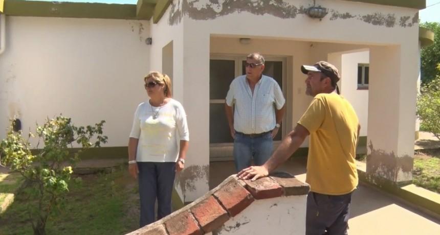 LA CEVIC Y LUAN TORO FIRMAN CONVENIO PARA LA REFACCIÓN DE LA SALA VELATORIA