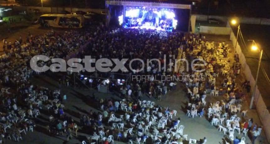 Fiesta del Trigo en Castex  peleas con armas blancas y detenidos