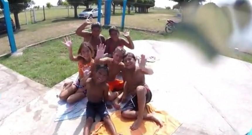 PRO VIDA CARRO QUEMADO: TENEMOS EL PROGRAMA AYELEN JUNTO AL PRO VIDA (video)