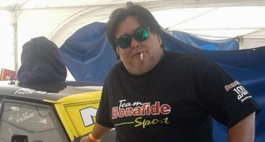 """El automovilismo pampeano está de luto: murió Luis """"Bichi"""" Narváez"""