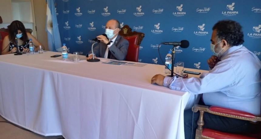 Kohan anunció que tratarán con ivermectina a pacientes con covid
