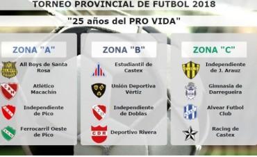 Provincial 2018