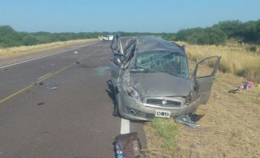Accidente fatal en Santa Isabel: 1 muerto