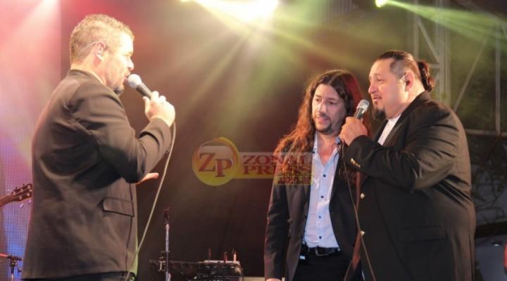 Facundo, Nacho y Daniel con un show inolvidable