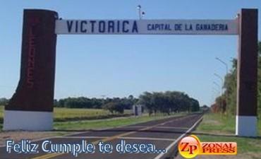 Feliz Cumple Victorica!!!