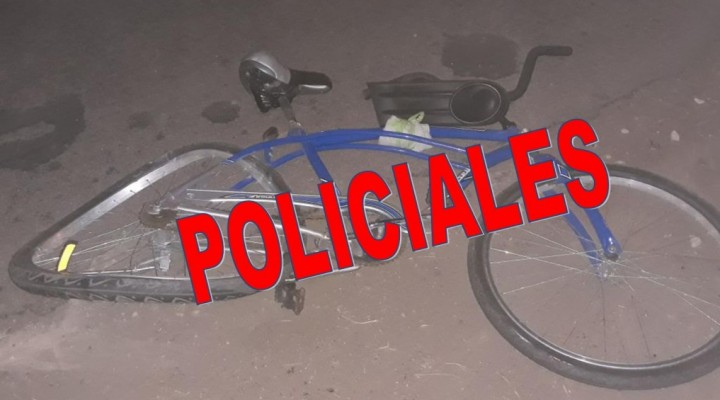 ACCIDENTE EN LA AVDA AGUSTIN BORTHIRY