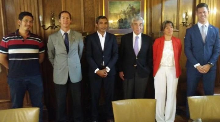 La Pampa ingresó al al Comité de Integración Binacional