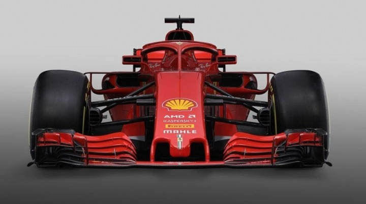 La Formula 1 se prepara