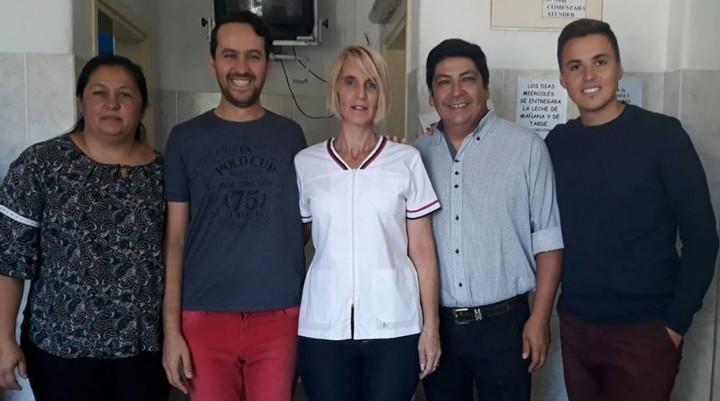 Telen: Nueva Directora del Hospital
