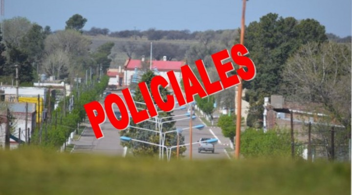 Funcionario municipal de Victorica detenido con 2 jabalies por cazar en veda (audio)