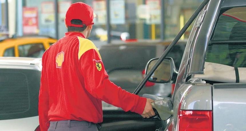 SI FEBRERO EMPEZAMOS ASI: Shell subió un 2,09 por ciento en todo el país