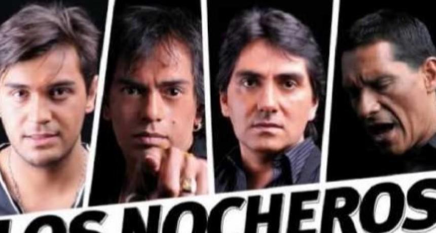 Los Nocheros, Alejandro Lerner y Víctor Heredia en Victorica