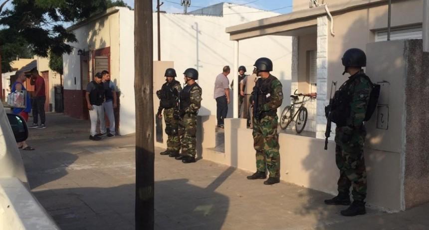 Un comisario de General Pico, acusado de narco