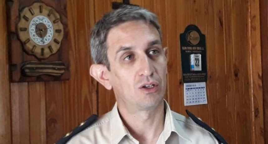 David Carrizo Ballan nuevo Comisario