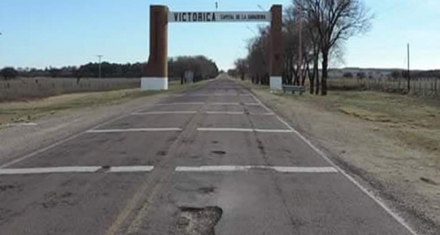 Vialidad Provincial reacondicionará los accesos a Victorica y Quetrequén