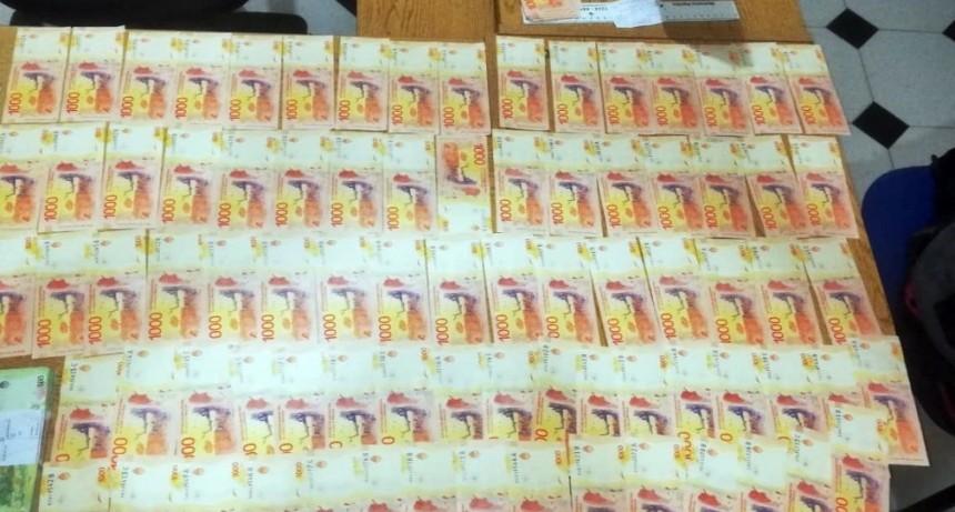Robo a productor rural en Rucanelo: La policía recuperó todo el dinero, las joyas y hay 6 detenidos