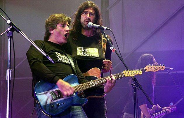 Los preferidos de Boudou:  Banda de rock K le hizo juicio al Estado por shows en 2015
