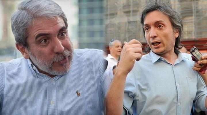Críticas a La Cámpora  Aníbal Fernández, duro con Máximo: