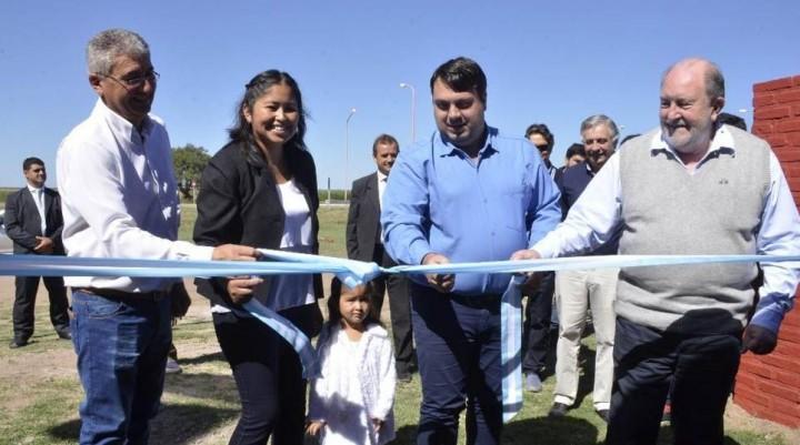 VERNA INAUGURÓ PLANTA PROCESADORA DE CARNES EN CARRO QUEMADO