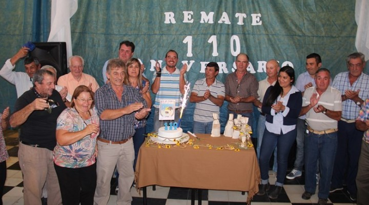 Luan Toro cumple 110 Años