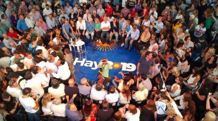 Alberto Rodríguez Saá convocó al peronismo a trabajar juntos y llegar unidos al 2019