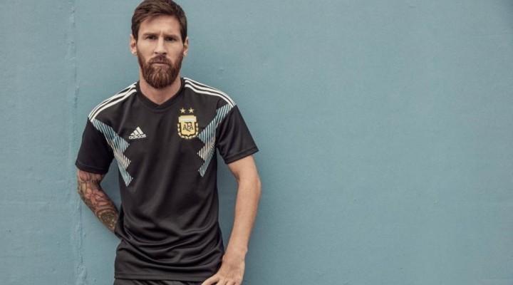 La nueva camiseta negra de la Selección