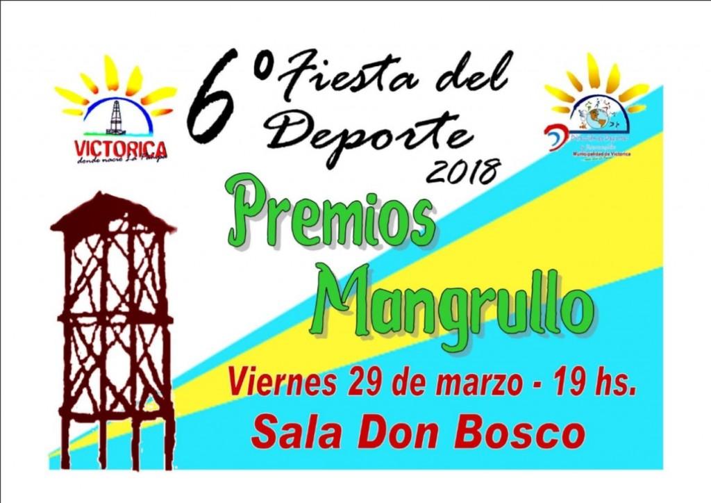 PREMIOS MANGRULLO 2018