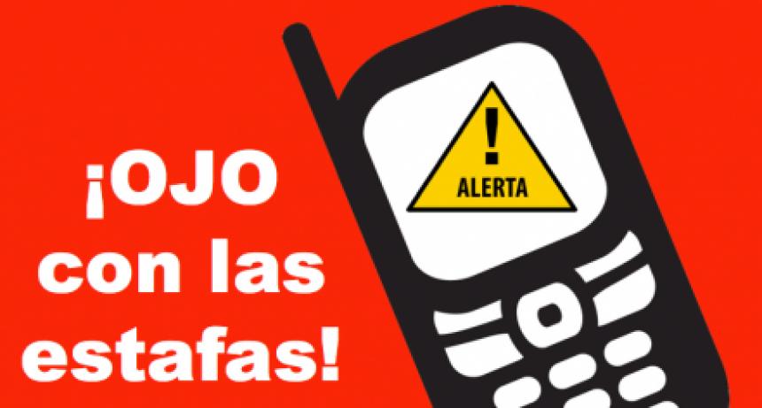 VICTORICA: estafas telefónicas desde supuestos organismos públicos