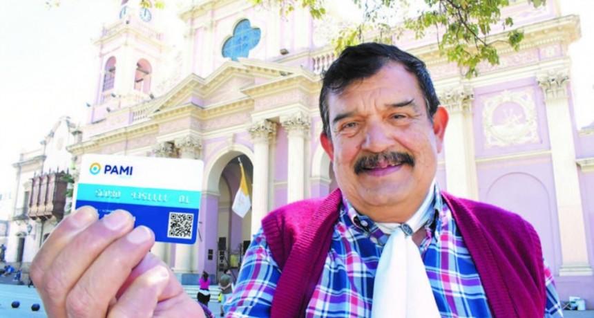Pami comenzó la distribución de la nueva tarjeta en La Pampa