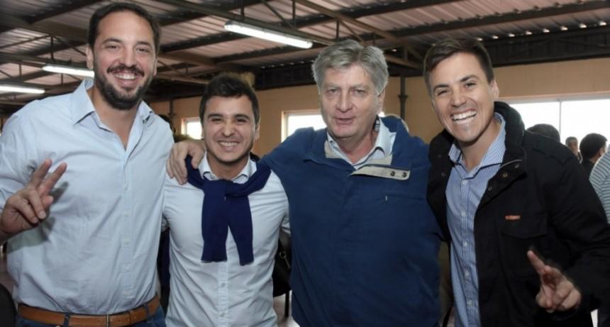Ziliotto reunió a todos los candidatos a diputados e intendentes