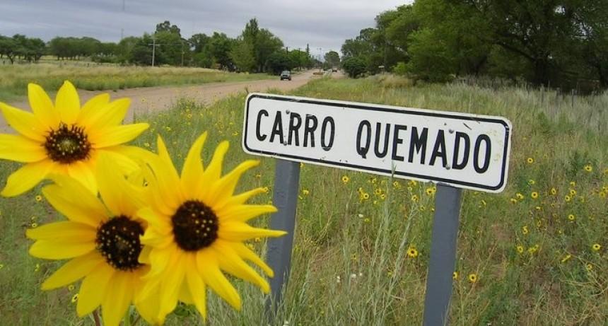 Festival de Títeres en Carro Quemado