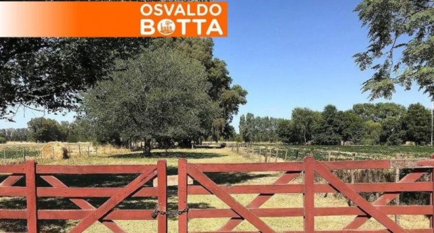 Osvaldo Botta confirma liderazgo y abre sucursal en Victorica