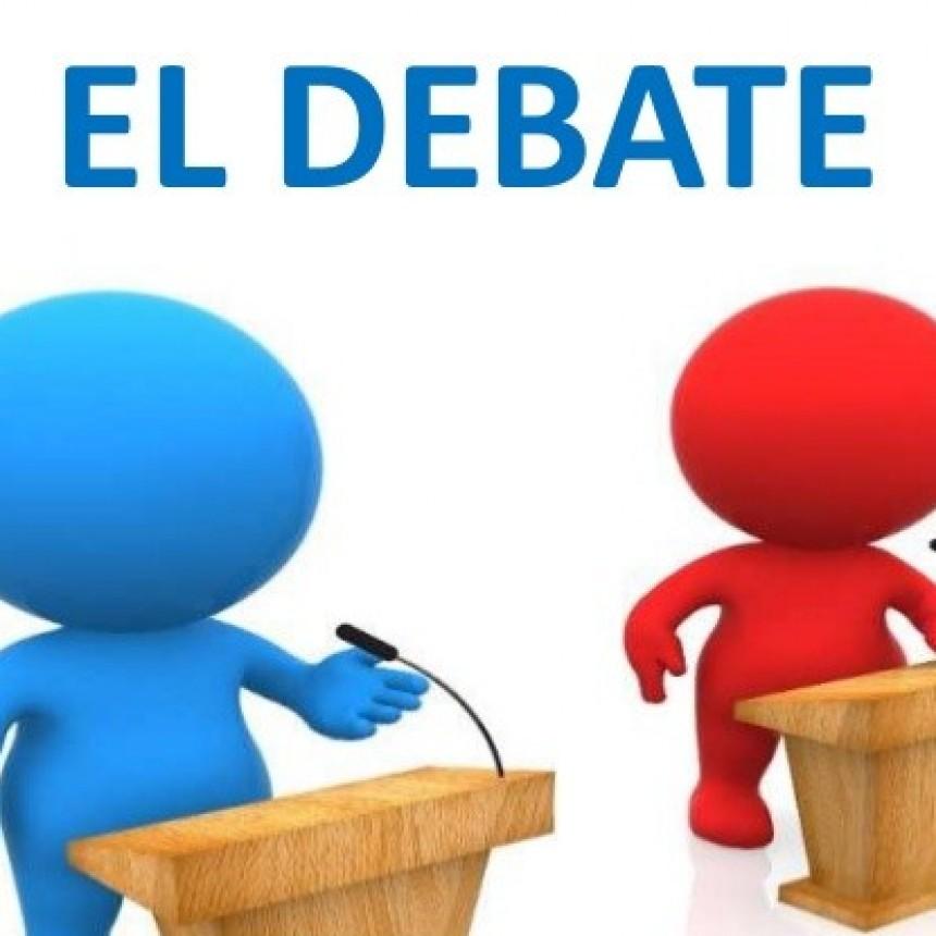 Habemus debate