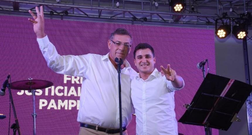 LA LINEA PLURAL ACOMPAÑA LA LISTA DE MIKY VILLAGRA